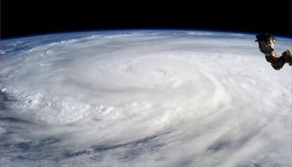 Warmer Waters Are Making Pacific Typhoons Stronger