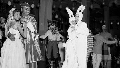 PHOTOS: A Piece of History, Celebrating Mardi Gras in D.C.