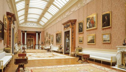 Buckingham Palace's Art Collection to Be Exhibited in Public Gallery for First Time