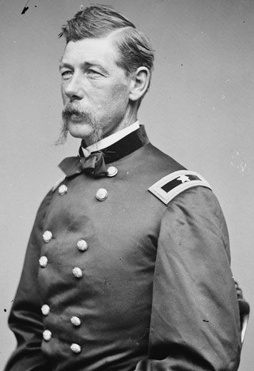Who Had The Best Civil War Facial Hair History Smithsonian - If celebrities were 19th century military generals they would look like this