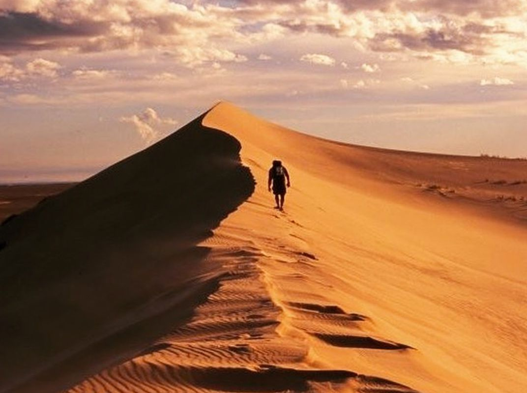 See The Most Northerly Active Sand Dunes In The World Travel Smithsonian Magazine