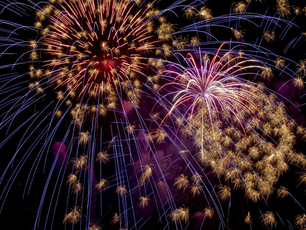 14 Fun Facts About Fireworks Arts & Culture