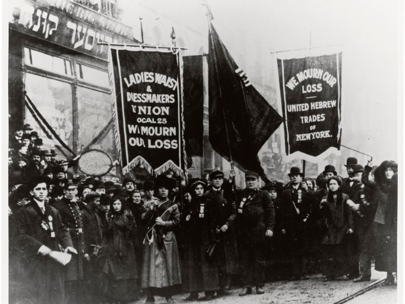 Why the Triangle Shirtwaist Factory Fire Makes for a