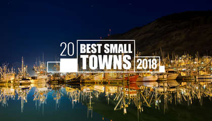 The 20 Best Small Towns to Visit in 2018