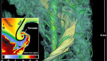 Check Out the Most Detailed Tornado Simulation So Far