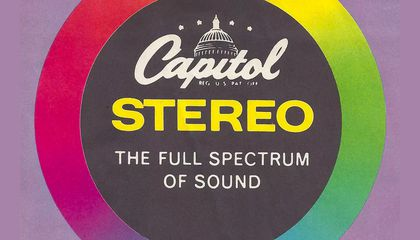 How Savvy Advertising Helped Make Stereo Technology Mainstream