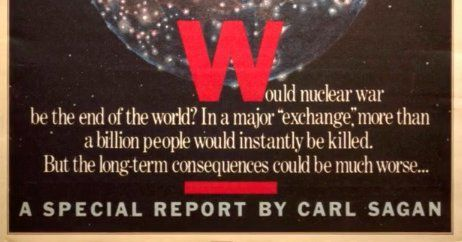 When Carl Sagan Warned The World About Nuclear Winter