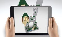Your Lego Castles Can Be Captured In 3D (There's An App For That)