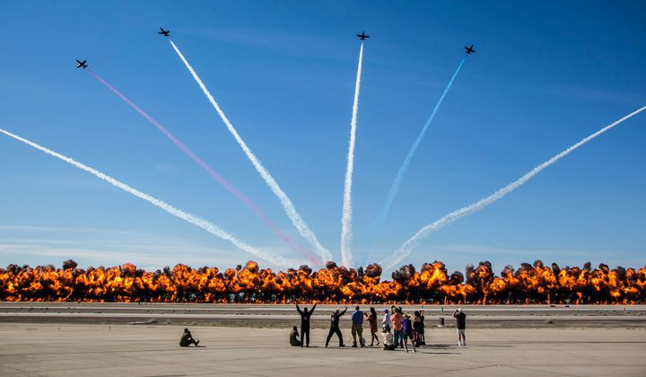Don't Miss the Airshow!