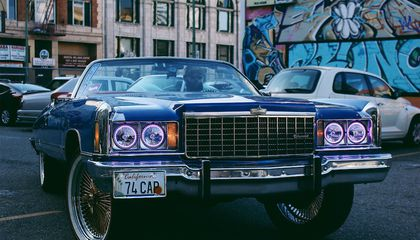 New Exhibition in Oakland Traces the History of Hip-Hop