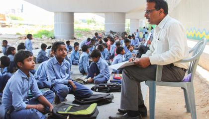 How India Is Teaching 300 Million Kids to Be Environmentalists