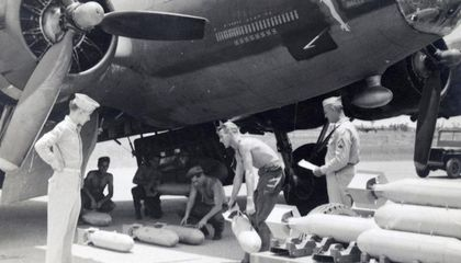 Return of the <i>Memphis Belle</i>