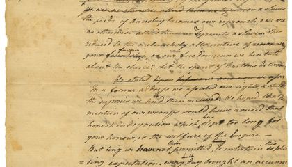 An Intern Saved a Museum by Finding This Revolutionary War Treasure in the Attic