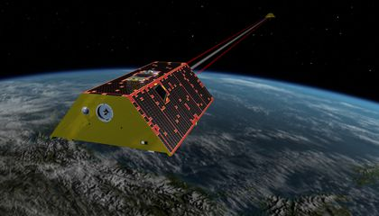 Meet NASA's New Dynamic Duo: A Pair of Climate Change-Tracking Satellites