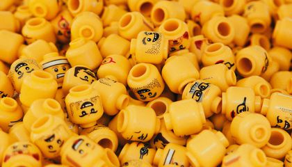 It Takes 1.71 Days to Poop Out a Lego