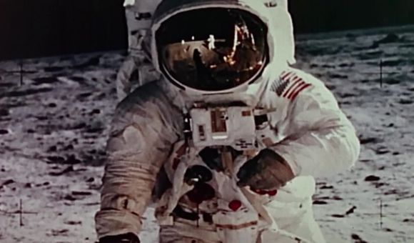Preview thumbnail for video'The Secret Is in the Space Suit