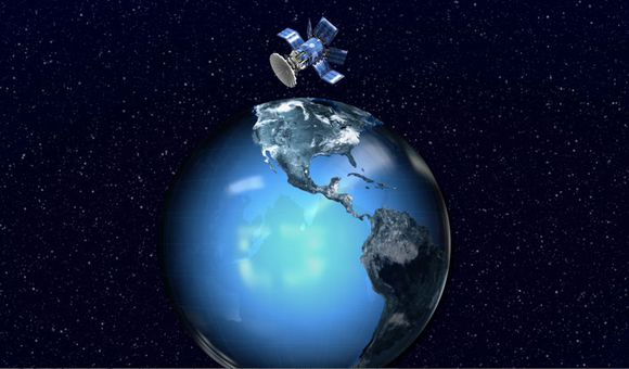 Preview thumbnail for video'TweenTribune: What Keeps Satellites From Falling Out of the Sky?