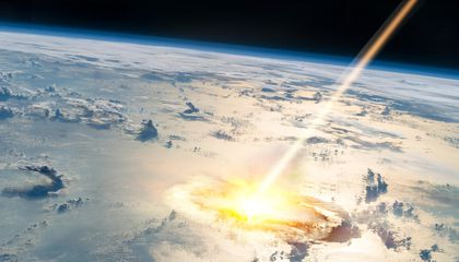 What Happened the Day a Giant, Dinosaur-Killing Asteroid Hit