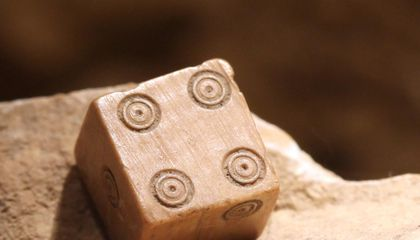 How Centuries-Old Dice Reveal Changing Attitudes About Fate