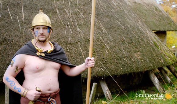 Preview thumbnail for video'Why Roman Soldiers Were Pretty Scared of Britain