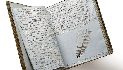 Snoop Inside Thoreau's Journals at This New Exhibition