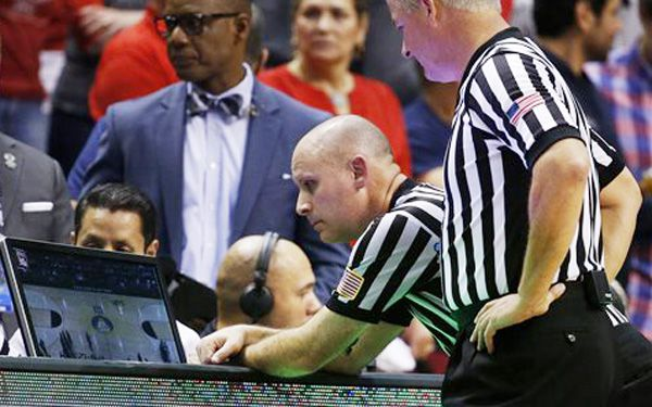 NCAA gets high-def replay system for March Madness