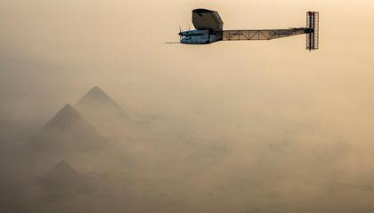Solar Impulse 2 Finishes Its Epic Round-the-World Trip