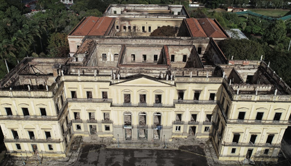A Faulty Air Conditioning Unit Sparked the Brazil National Museum Fire