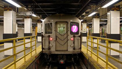 NYC Subway Technology Goes Way Back...to the 1930s