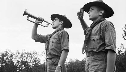 How One 138-Page Book Inspired the Creation of the Boy Scouts