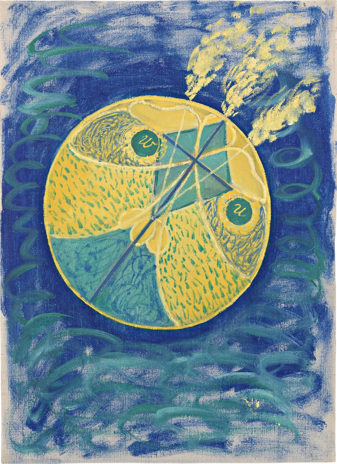 From Obscurity, Hilma af Klint Is Finally Being Recognized