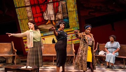 Maverick Music Takes Center Stage in This New Play on Nina Simone
