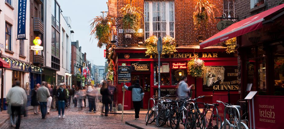 Dublin <p>Enjoy a stay in Dublin and discover the cultural and natural highlights of Ireland&#39;s dynamic capital and surrounding countryside.</p>