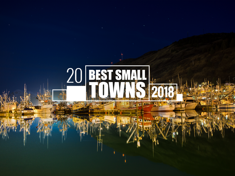 The 20 Best Small Towns to Visit in 2018  cf8cf8a57