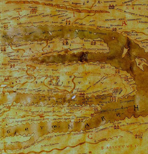 What The Roman Empire Would Look Like If It Was A Subway Map.Greek Subway Dig Uncovers Marble Road From Roman Empire Smart News