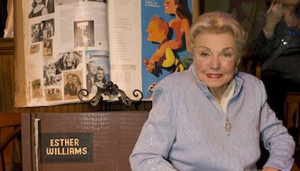Swimming Champion and Actress Esther Williams Dies, Her Legacy Lives on at the Smithsonian