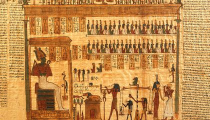 Fragments of Ancient Egyptian 'Book of the Dead' Reunited After Centuries