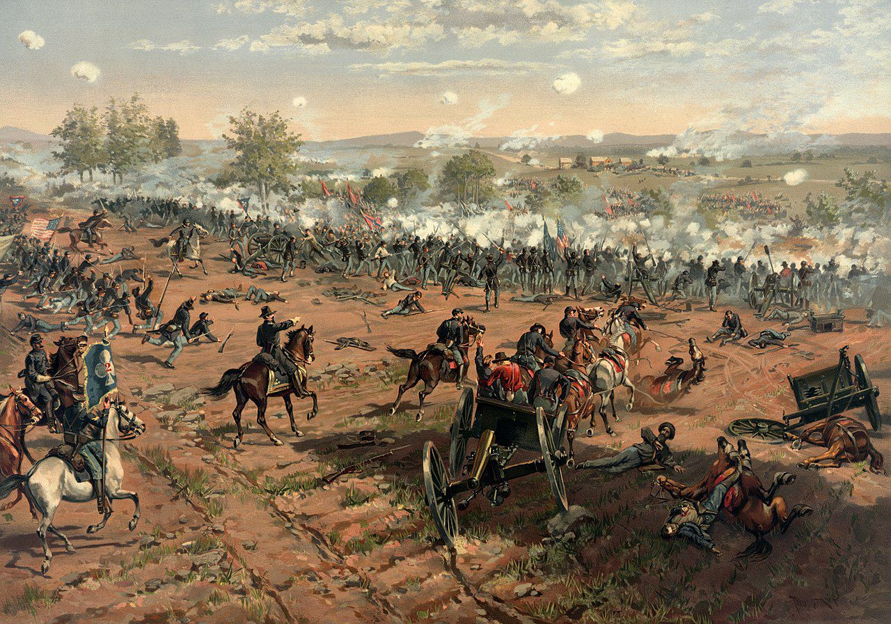 The Diaries Left Behind by Confederate Soldiers Reveal the True Role of Enslaved Labor at Gettysburg