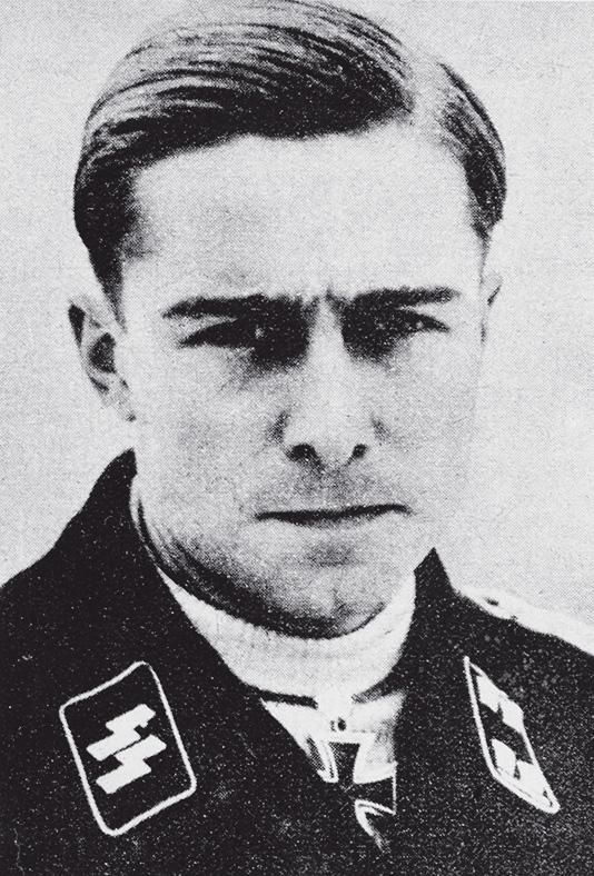 Joachim Peiper, commander of the SS unit that massacred American POWs and Belgian civilians near Malmedy, was among the last perpetrators released from prison in 1956.