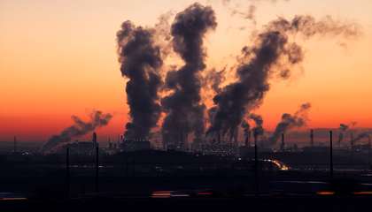White Americans Produce More Air Pollution Than They Consume