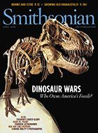 Cover for April 2009