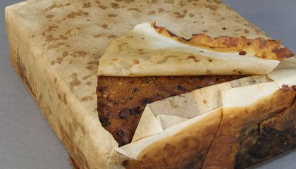 Untouched, Century-Old Fruitcake Found In Antarctica