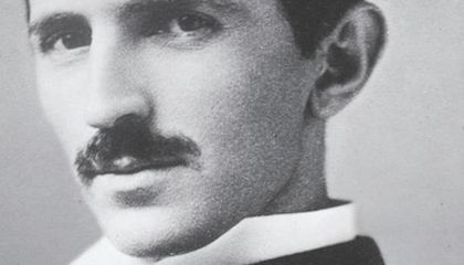 Celebrate Nikola Tesla's Birthday with an Excerpt from a New Biography of the Inventor