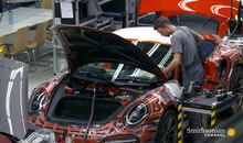 Here's How a Turbo-Charged Porsche 911 Engine is Built