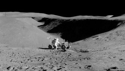 Apollo 15 and The Power of Inspiration