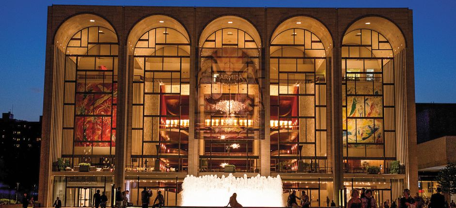 Springtime at the Metropolitan Opera <p>Experience&nbsp;spectacular opera performances with prime seating at the iconic Metropolitan Opera House accompanied by an opera expert</p>
