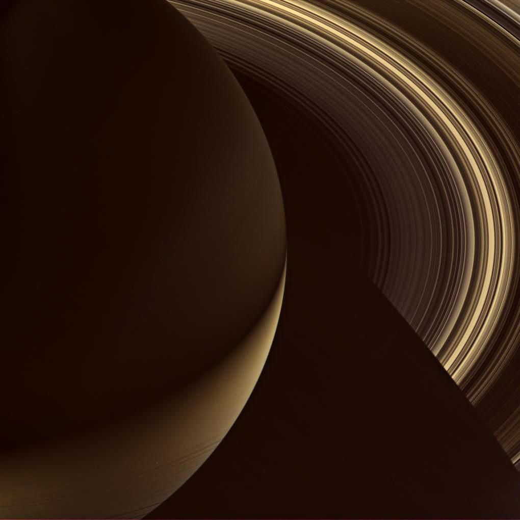 Saturn's B and C rings