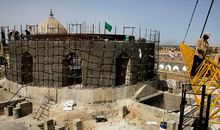 Askariya Shrine in Samarra, Iraq