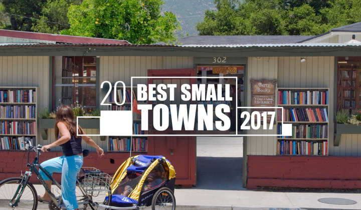 The 20 Best Small Towns to Visit in 2017