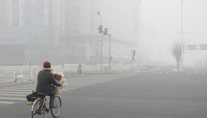 Pollution May Be Crippling Chinese Men's Sperm